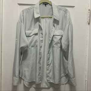 Express women's button up shirt ❤️
